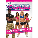 Dallas Cowboys Cheerleaders Power Squad Bod-Hard Body Boot Cam Product Image