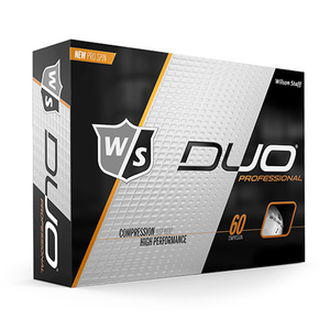 Staff Duo Professional Golf Balls 12 Balls Product Image