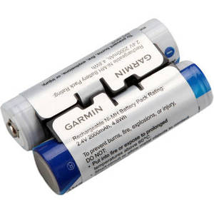 NiMH Long-Lasting Rechargeable Battery Pack Product Image