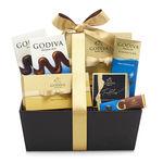 GODIVA Celebration Gift Basket w/Classic Ribbon Product Image