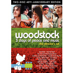 Woodstock-3 Days of Peace & Music-40th Anniv Product Image