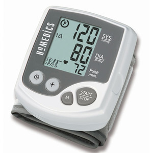 Automatic Wrist Blood Pressure Monitor Product Image