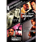 4 Film Favorites-Extreme Action Product Image