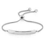 Bolo Bar Bracelet Silver Product Image