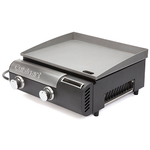 Gourmet Two Burner Gas Griddle Product Image