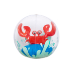 3D Inflatable Beach Ball Crabby Product Image