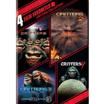 4 Film Favorites-Critters 1-4 Product Image
