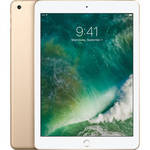 "9.7"" iPad (2017, 128GB, Wi-Fi Only, Gold)"