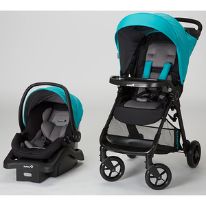 Smooth Ride Travel System Lake Blue Product Image