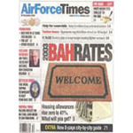 Air Force Times - 24 Issues - 1 Year Product Image