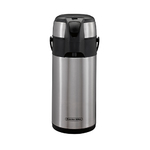 3L Air Pot Black/Stainless Steel Product Image