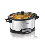 Programmable 6 Quart Slow Cooker Product Image
