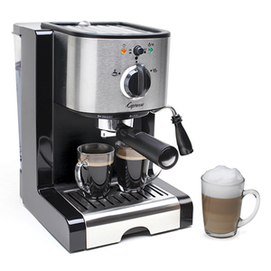 EC100 Pump Espresso & Cappuccino Machine Product Image