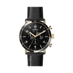 Shinola The Canfield Sport Leather Strap Watch Product Image