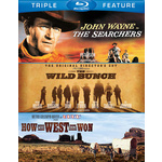Searchers/Wild Bunch/How the West Was Won Product Image