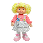 Baby's First Molly Manners Doll - Blonde Product Image