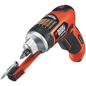 3.6-Volt Lithium-Ion SmartSelect Screwdriver Product Image