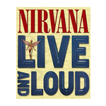 Nirvana Live & Loud Dvd Product Image
