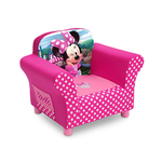 Minnie Mouse Upholstered Chair Product Image