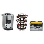 K-Elite Deluxe K-Cup Brewer w/ Carousel and Breakfast Blend Product Image