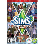 Sims 3 University Life Product Image