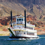 Riverboat Dinner Cruise on Lake Mead Product Image