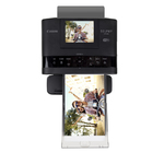 Selphy CP1300 Mobile Photo Printer w/ Battery Pack Black Product Image