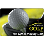 Go Play Golf eGift Card $50 Product Image