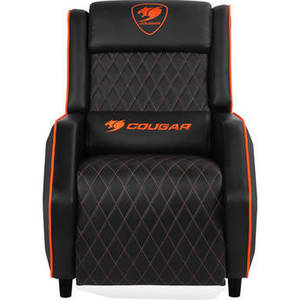 Ranger Gaming Sofa Recliner (Orange / Black) Product Image