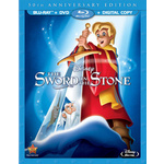 Sword in the Stone-50th Anniversary Edition Product Image