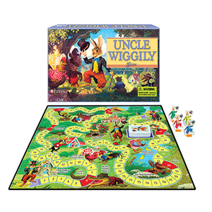 Uncle Wiggily Board Game Ages 4+ Years Product Image