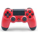 Ps4 Dualshock 4 Wireless Controller - Magma Red Product Image