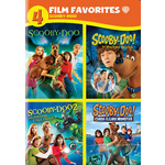 4 Film Favorites-Scooby-Doo Product Image