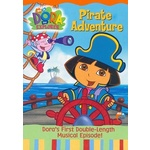 Dora the Explorer-Doras Pirate Adventure Product Image