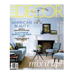 Elle Decor - 10 Issues - 1 Year