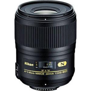 AF-S Micro NIKKOR 60mm f/2.8G ED Lens Product Image