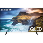 "Q70R Series 82"" Class HDR 4K UHD Smart QLED TV Product Image"
