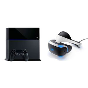 Playstation Virtual Reality Package Product Image