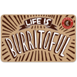 Chipotle eGift Card $25 Product Image