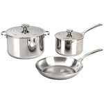 5pc Stainless Steel Cookware Set Product Image