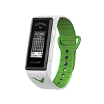 GOLFIT GPS Watch White and Green Product Image