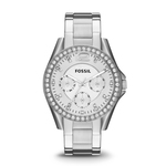 Ladies Riley Stainless Steel Watch Product Image