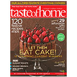 Taste of Home - 6 Issues - 1 Year Product Image