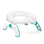 Tot 2-in-1 Go Potty for Travel Teal Product Image