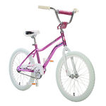 "Spritz Ready2Roll 20"" Girls Bike Fuschia Product Image"