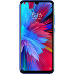 Redmi Note7 Dual-SIM 64GB Smartphone (Unlocked, Neptune Blue) Product Image
