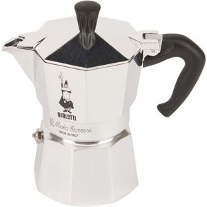 Moka Express Stovetop Espresso Maker - 3-Cup Product Image