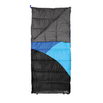 Caribou Creek Sleeping Bag Blue/Black Product Image