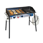 Expedition 3X Three-Burner Stove w/ Griddle Product Image