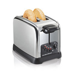 Classic Chrome 2 Slice Toaster Product Image